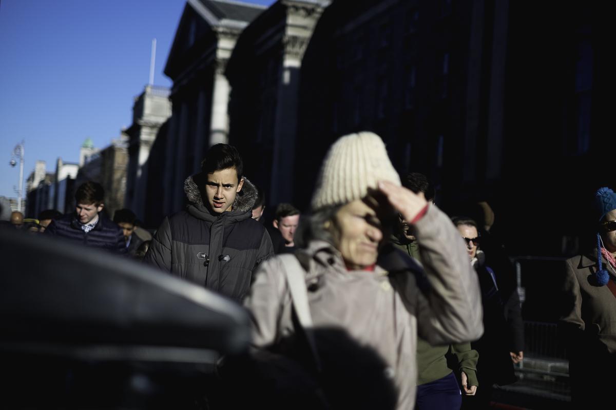 Dublin, Ireland / Zaragoza Walkers