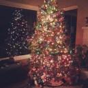 Christmas at the Guinard home