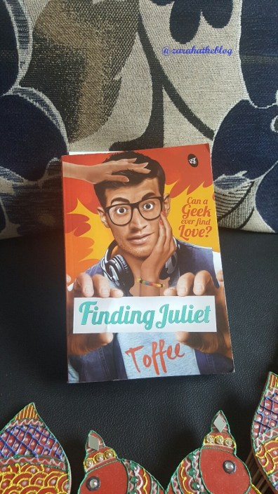 Blog 111 - Finding Juliet - 2