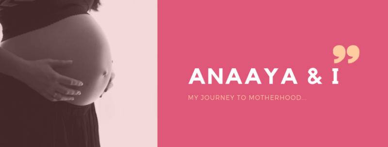 Blog 243 - Anaaya & I - 1