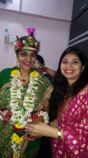 Blog 243 - Anaaya & I - 10 - Join me for the Celebrations... - 3