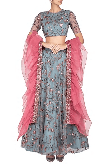 Blog 285 - Wedding Lehenga - 5