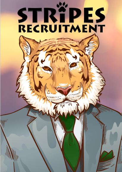 Blog 295 - Book Review - Stripes Recruitment - 1