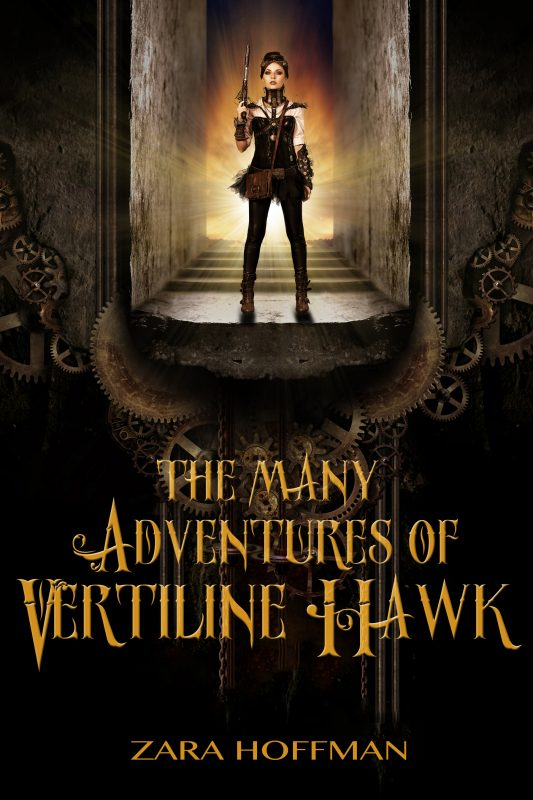 The Many Adventures of Vertiline Hawk