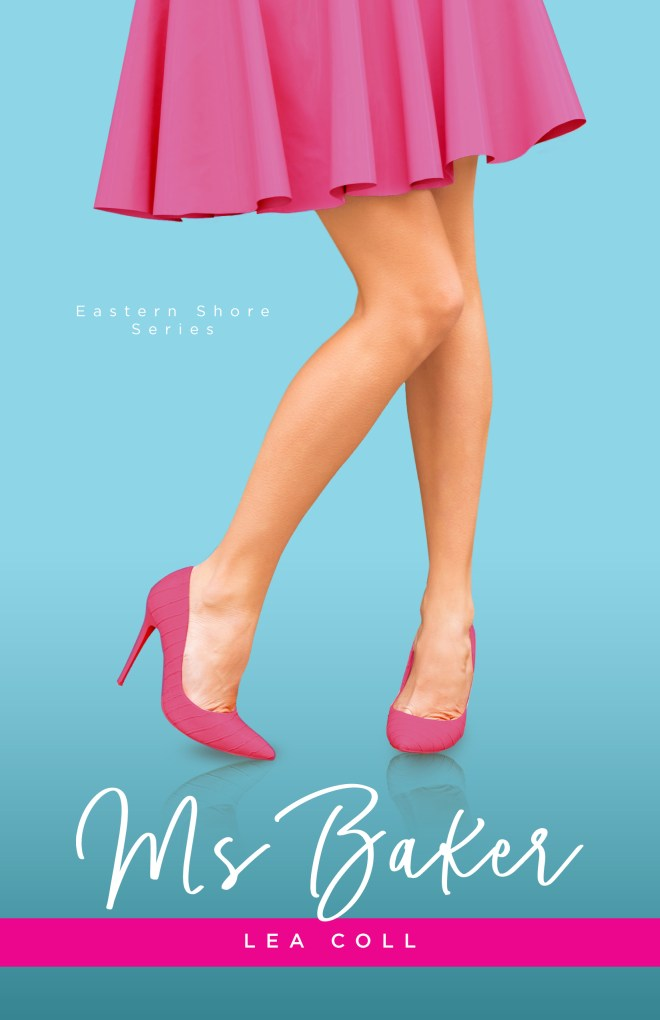 Ms. Baker Book Cover