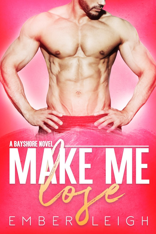 Make Me Lose Book Cover