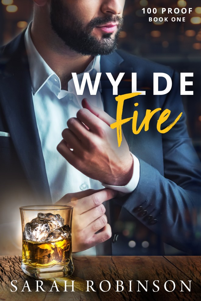 Wylde Fire Book Cover