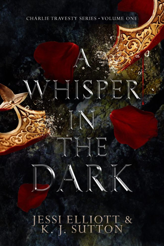 A Whisper in the Dark Book Cover