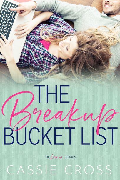 The Breakup Bucket List Book Cover