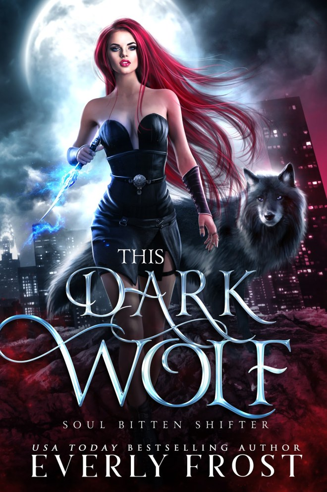 This Dark Wolf Book Cover