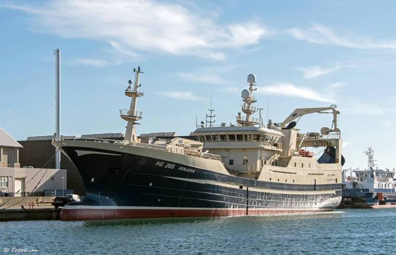 HG 265 Asbjørn