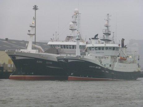 GG 203 Ginneton och S 205 Ceton