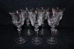Røsvinsglas, krystal