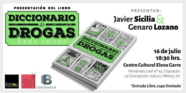16 de Julio en la Elena Garro de Coyoacán. Muy bienvenidos!