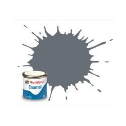 Almirantazgo gris oscuro brillo ( 05 ). Bote 14 ml. Marca Humbrol. Ref: AA0059.