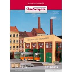 Catalogo general Auhagen 2018/2019.
