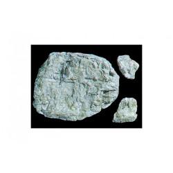 Molde de rocas para realizar en escayola o yeso, Ref: C1235.