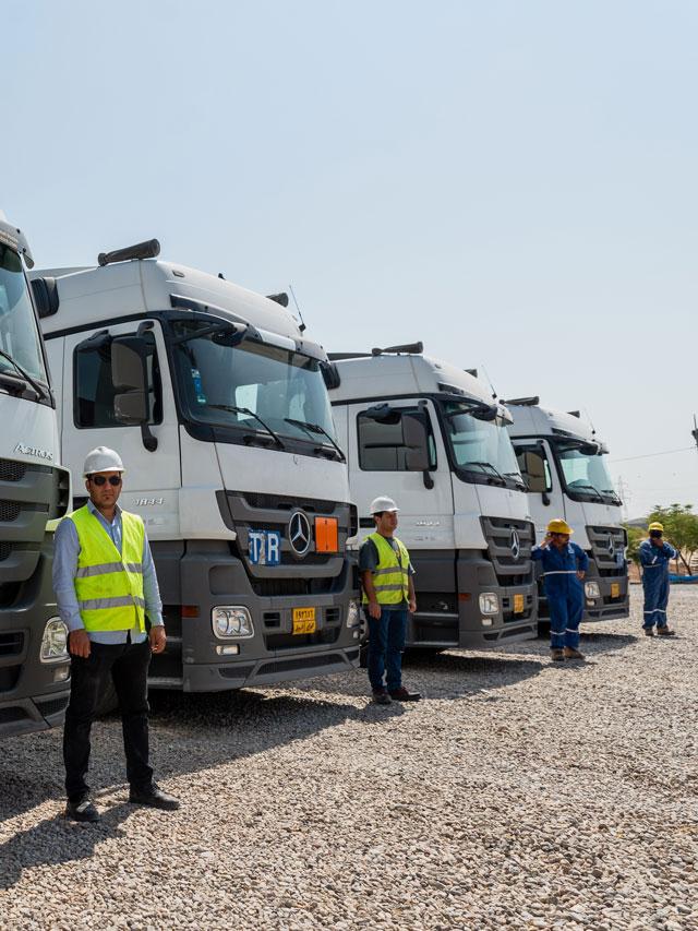Top Logistics company Erbil