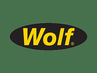 Brands we procure: Wolf
