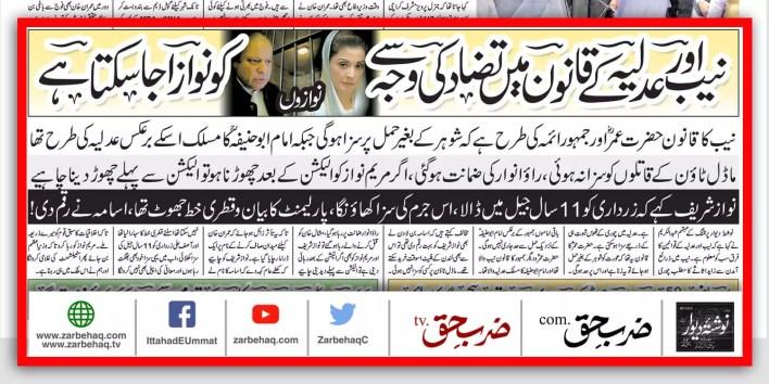 nab-hazrat-umar-judiciary-of-pakistan-imam-abu-hanifa-model-town-incident-rao-anwar-qatari-khat-mashal-khan
