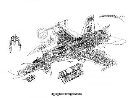 F 18 Hornet Diagram, F, Free Engine Image For User Manual