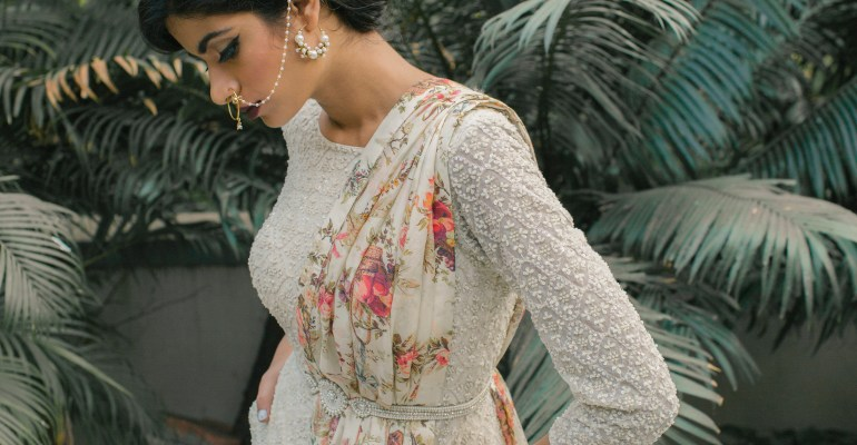 Sapana Amin Romantic Rebel Spring Summer 2017 Collection