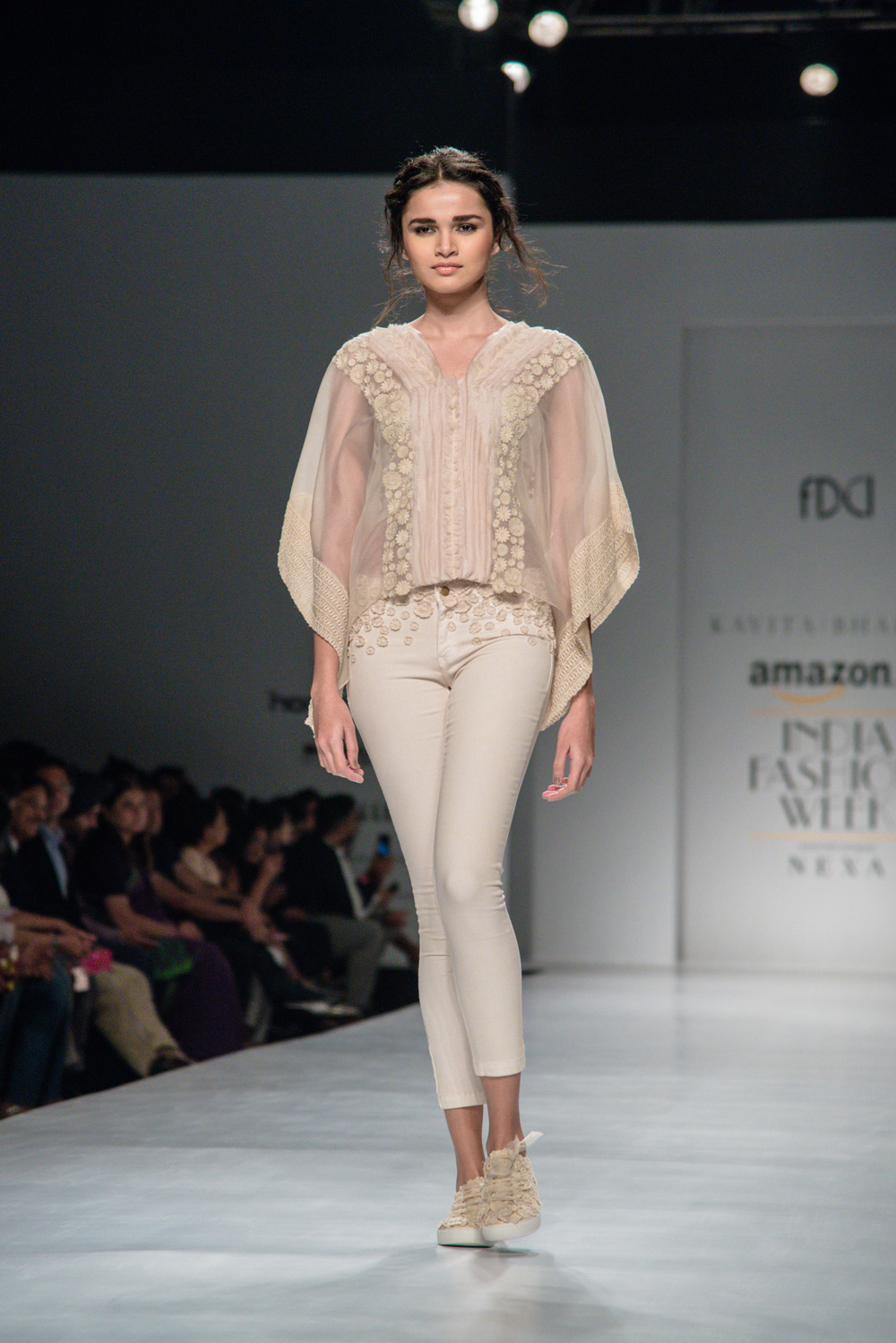 Kavita Bhartiya FDCI Amazon India Fashion Week Spring Summer 2018 Look 7