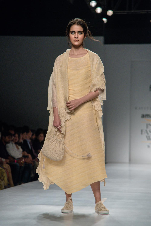 Kavita Bhartiya FDCI Amazon India Fashion Week Spring Summer 2018 Look 14