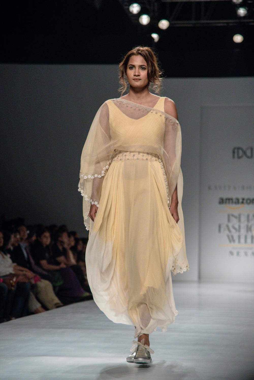 Kavita Bhartiya FDCI Amazon India Fashion Week Spring Summer 2018 Look 3