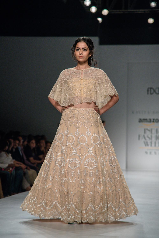 Kavita Bhartiya FDCI Amazon India Fashion Week Spring Summer 2018 Look 4