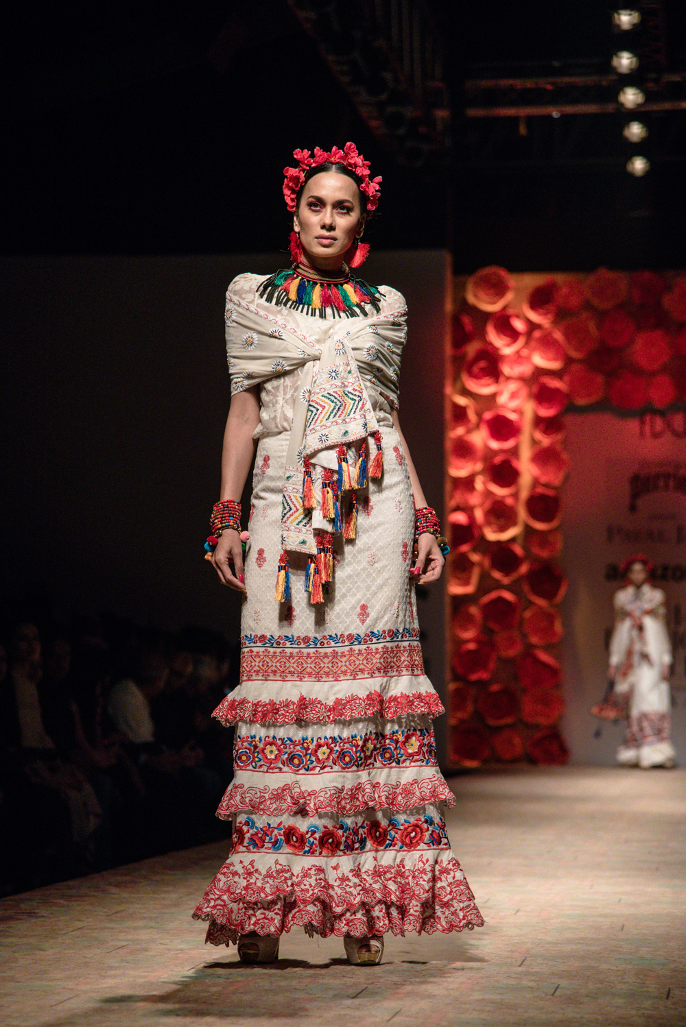 Payal Jain FDCI Amazon India Fashion Week Spring Summer 2018 Look 2
