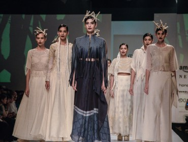 Ekru by Ektaa FDCI Amazon India Fashion Week Spring Summer 2018 Featured