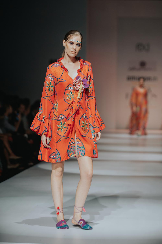 Anupamaa by Anupama Dayal FDCI Amazon India Fashion Week Spring Summer 2018 Look 2