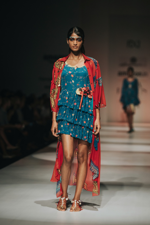 Anupamaa by Anupama Dayal FDCI Amazon India Fashion Week Spring Summer 2018 Look 5