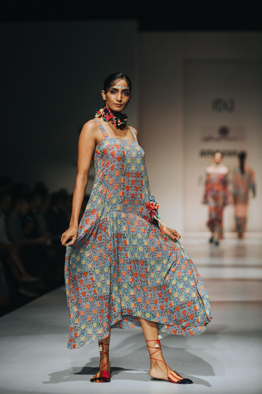 Anupamaa by Anupama Dayal FDCI Amazon India Fashion Week Spring Summer 2018 Look 9