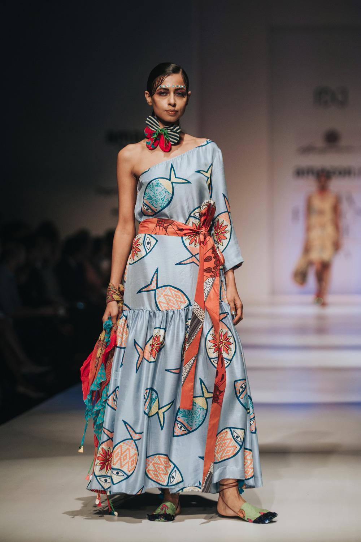Anupamaa by Anupama Dayal FDCI Amazon India Fashion Week Spring Summer 2018 Look 11
