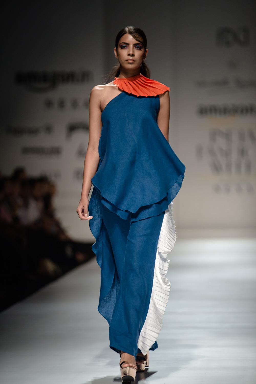 Wendell Rodricks FDCI Amazon India Fashion Week Spring Summer 2018 Look 4