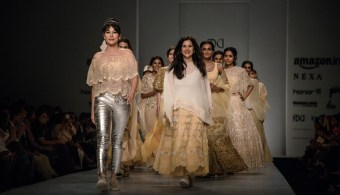 Kavita Bhartiya FDCI Amazon India Fashion Week Spring Summer 2018 Featured