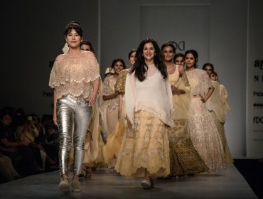 Kavita Bhartiya FDCI Amazon India Fashion Week Spring Summer 2018 Featured