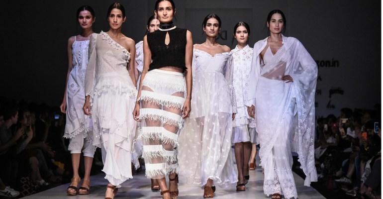 Rina Dhaka FDCI Amazon India Fashion Week Spring Summer 2018 Featured