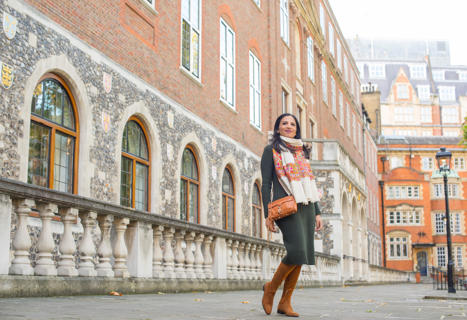 London Winter Style Tips: Sweater Dresses; Isha's Verdict