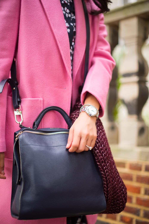 London Winter Style Tips: Colorful Coats; Isha's Verdict