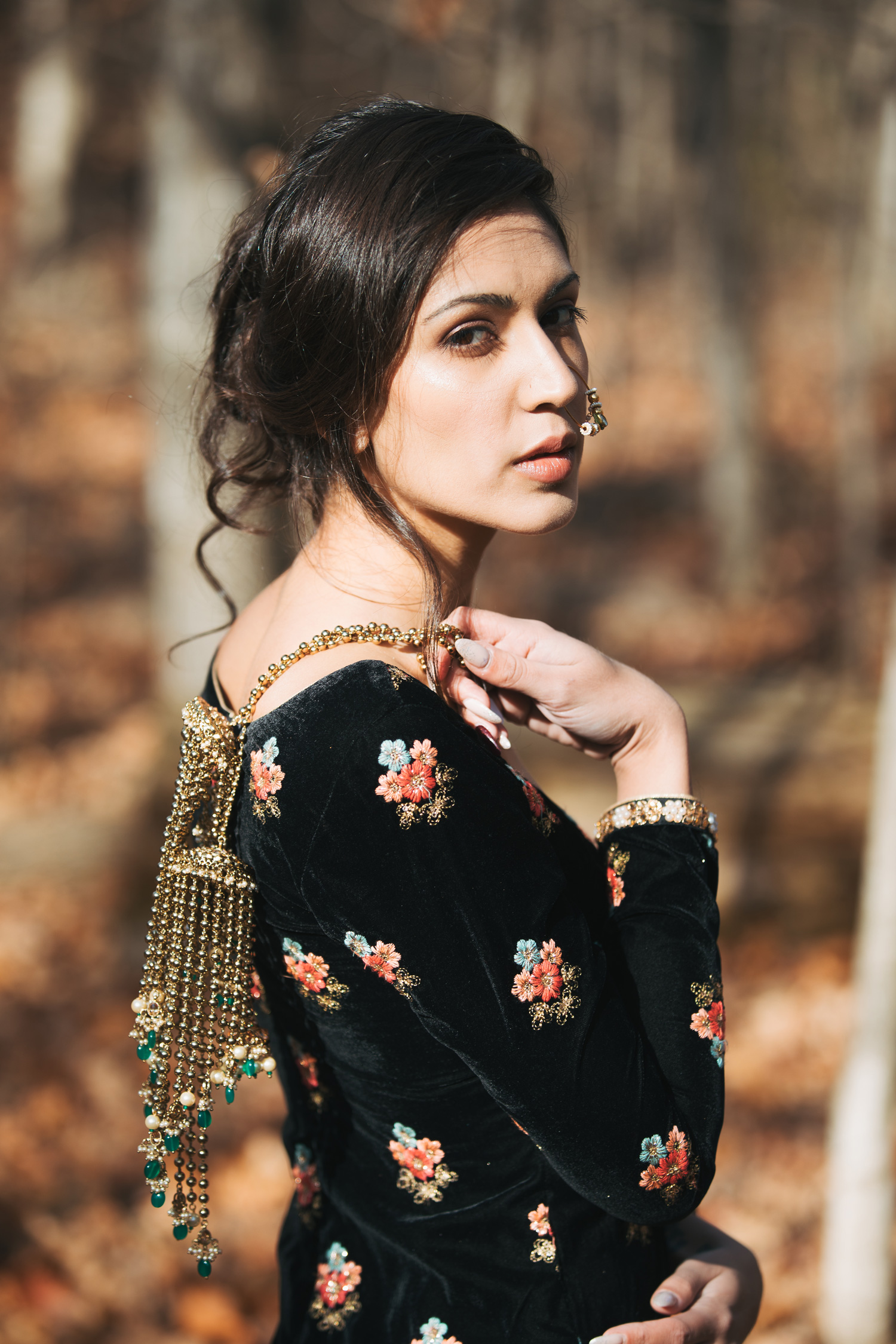 Beauty Reincarnated Editorial by Poppy Lane Banglez 11