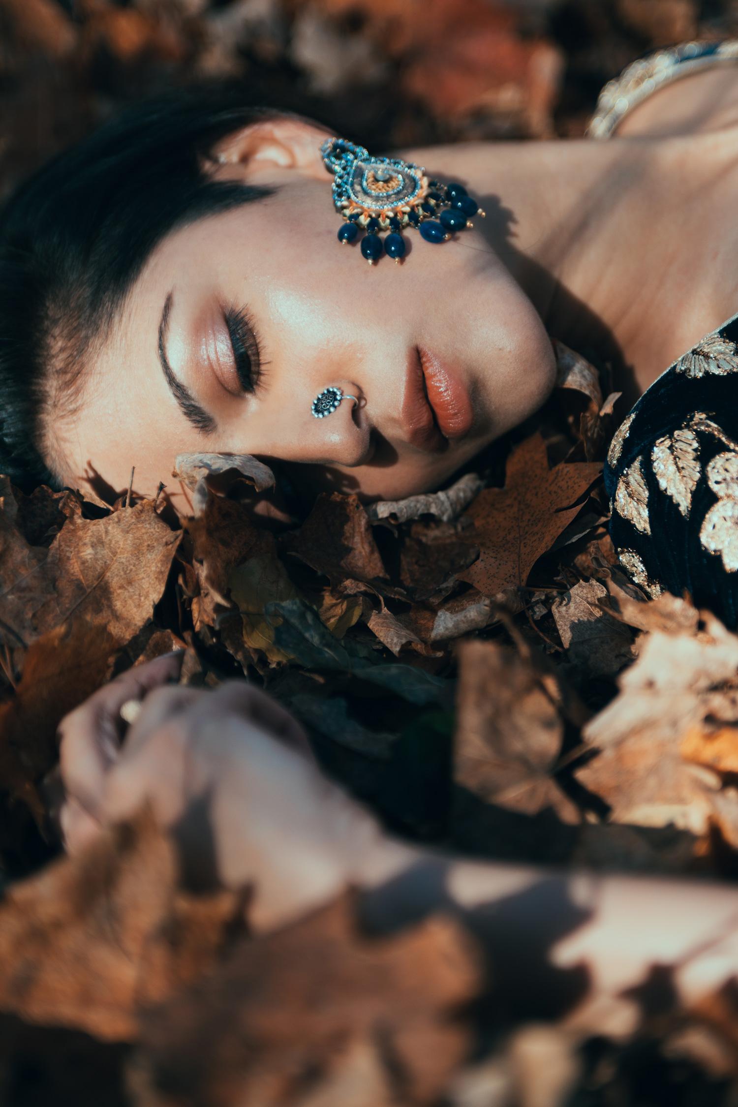 Beauty Reincarnated Editorial by Poppy Lane Banglez 12