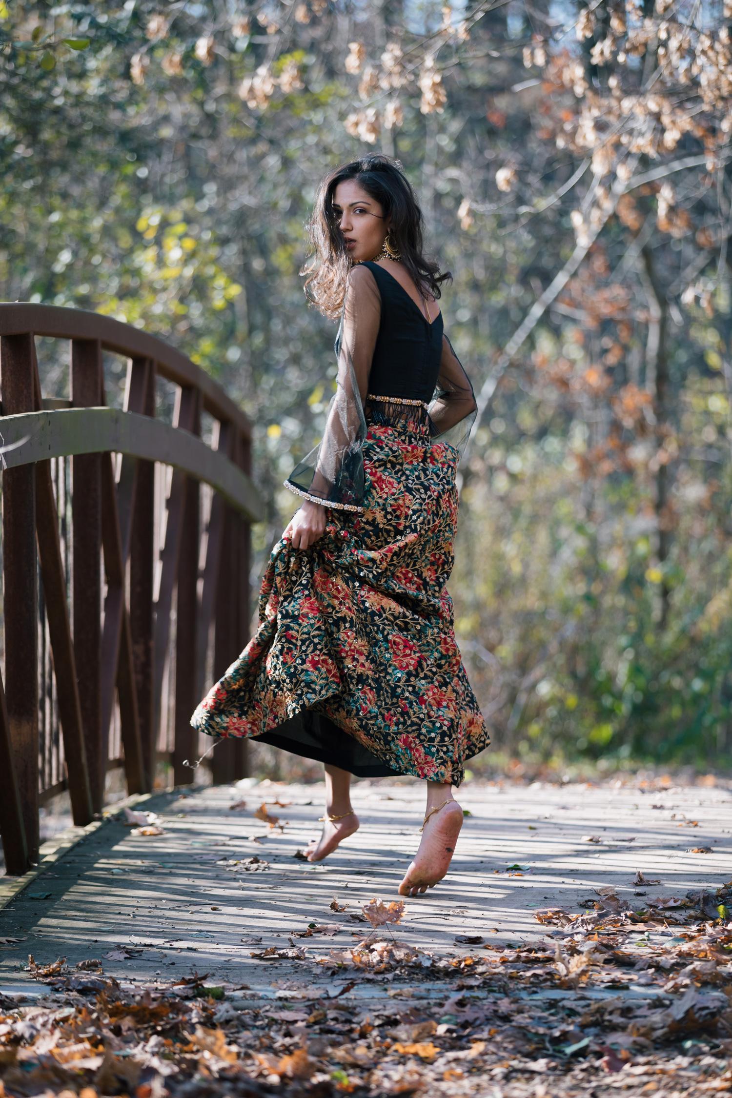 Beauty Reincarnated Editorial by Poppy Lane Banglez 14