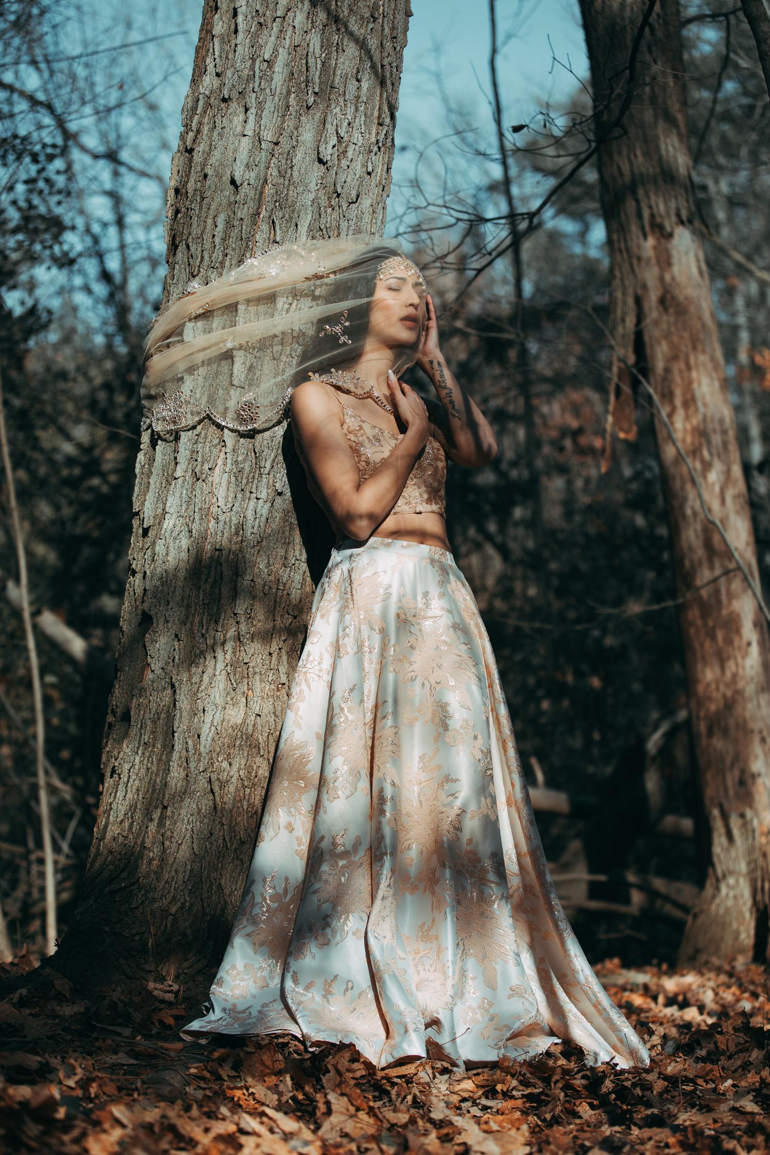 Beauty Reincarnated Editorial by Poppy Lane Banglez 18