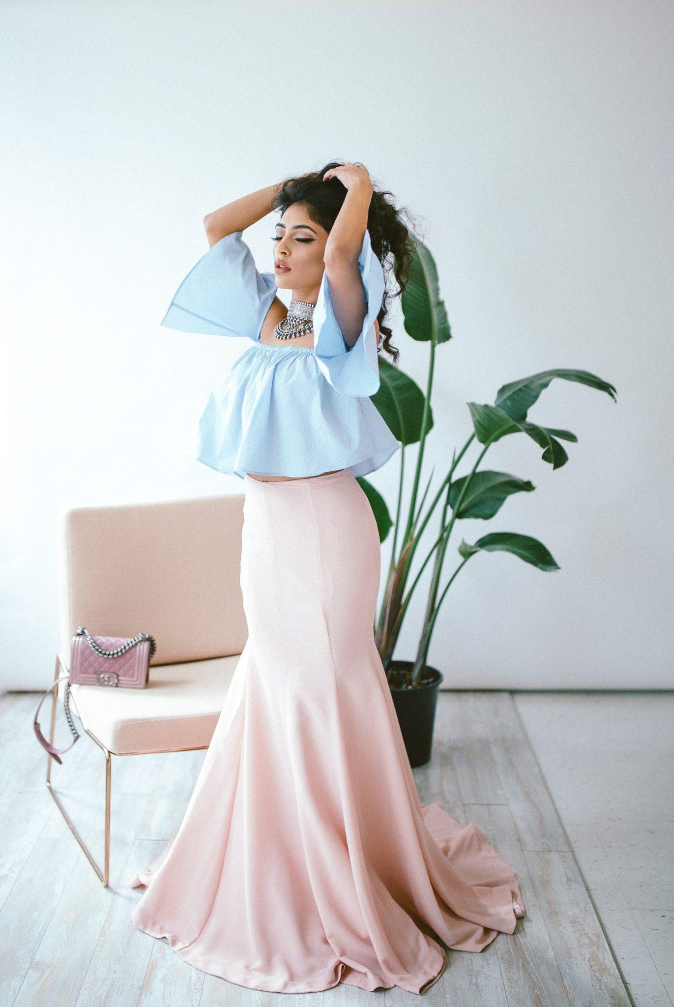 Mani Jassal Skirt