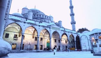Istanbul Travel Guide - Zardozi Magazine - Blue Mosque