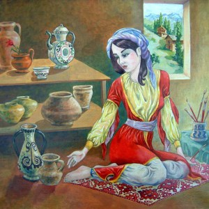 Art of the Silk Road: Tradition and Modernity in Tajikistan