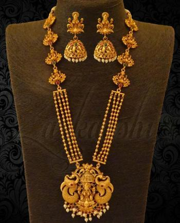 Temple Harem Necklace